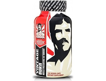 53% off Old School Labs Vintage Burn Thermogenic Fat Burner