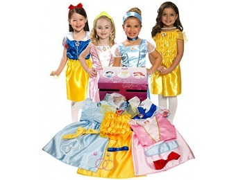 80% off Disney Princess Dress Up Trunk