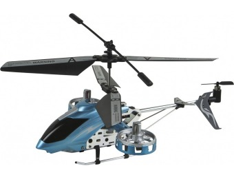 50% off Sky Shark RC Helicopter with Gyro, 4.5 Channel