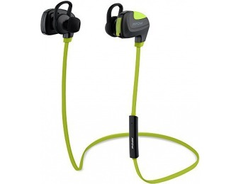 80% off Mpow Seashell Bluetooth 4.1 Running Sports Headphones
