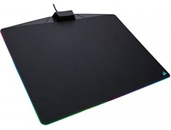 33% off Corsair Gaming MM800 POLARIS RGB LED Hard Mouse Pad