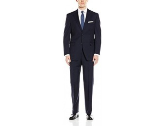 $385 off Jones New York Men's Classic Fit Solid Suit