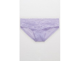 $9 off Aerie Everyday Loves Lace Bikini Underwear