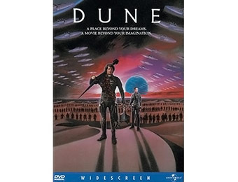 85% off Dune DVD ($2.99 shipping -> $4.86 total)