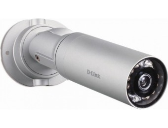 $155 off D-Link Business HD Day/Night Outdoor Network Camera