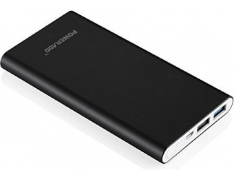 73% off Poweradd Pilot 2GS 10000mAh Dual USB Charger