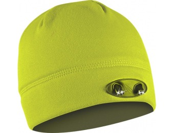 36% off Panther Vision POWERCAP 35/55 LED Light Fleece Beanie