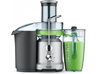 $82 off Breville RM-BJE430SIL Juice Fountain Cold (Refurbished)