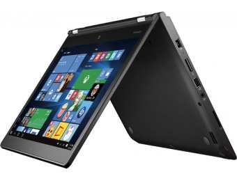 "$300 off Lenovo ThinkPad Yoga 2-in-1 14"" Touch-Screen Laptop"