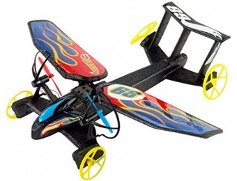 77% off Hot Wheels Sky Shock RC (Flame Design)