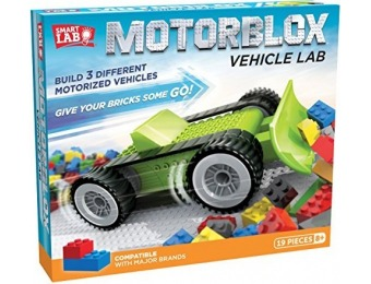 82% off SmartLab Toys Motorblox: Vehicle Lab