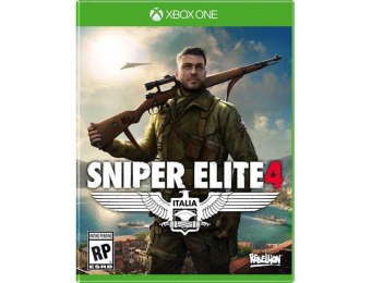 33% off Sniper Elite 4 Day One Edition - Xbox One