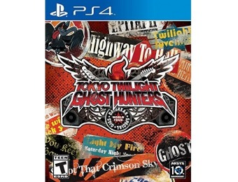 81% off Tokyo Twilight Ghost Hunters Daybreak - PlayStation 4