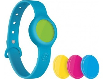 $9 off Nabi Wristband with Colored Caps for nabi Compete Activity Trackers