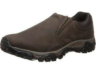 40% off Merrell Men's Moab Rover Moc Espresso Slip-On Shoes