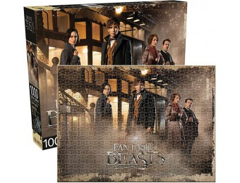 $8 off Fantastic Beasts and Where to Find Them 1000pc Puzzle
