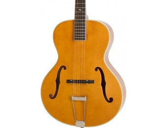 $791 off Epiphone Masterbilt Century Archtop Acoustic-Electric Guitar