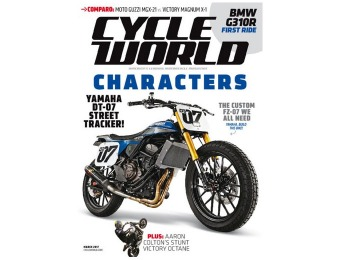 $60 off Cycle World 1 Year Subscription