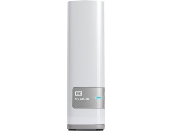 $80 off WD My Cloud 4TB External Hard Drive (NAS)