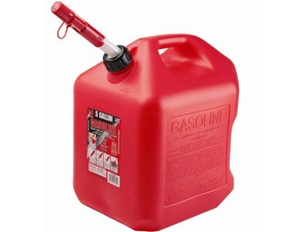 $40 off Midwest Can MWC5600 5 Gallon Auto Shutoff Gasoline Can