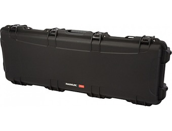$248 off NANUK 990 Waterproof Rifle Case with Foam Interior