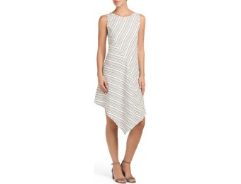 60% off Resort Asymmetrical Hem Dress