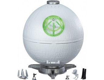 72% off Star Wars: Rogue One Micro Machines Death Star Playset