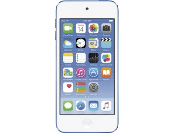 $30 off Apple iPod touch 64GB MP3 Player (6th Generation)