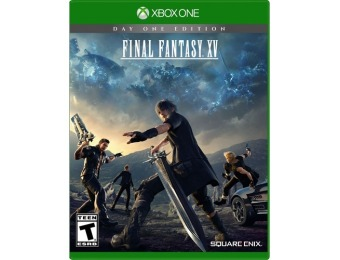 42% off Final Fantasy XV Day One Edition - Xbox One