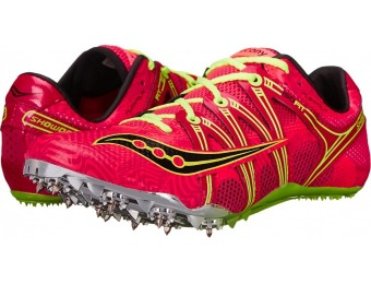 77% off Saucony Showdown (Coral/Citron) Women's Running Shoes