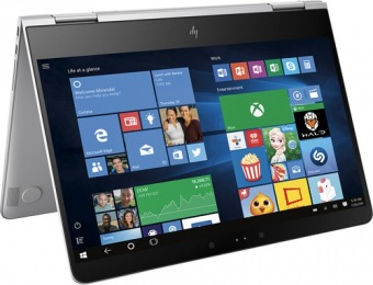 "$250 off HP Spectre x360 2-in-1 13.3"" Touch-Screen Laptop"