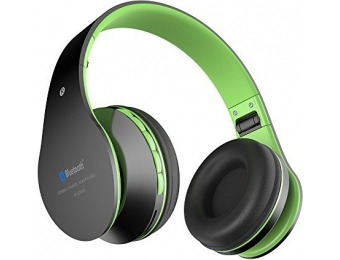 58% off Aita BT809 Bluetooth On-ear Headphones w/ Microphone