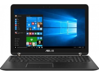 "$350 off Asus Q524UQ 2-in-1 15.6"" Touch-Screen Laptop"