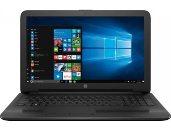 "$100 off HP 15.6"" Touch-Screen Laptop - Intel Core i5, 8GB, 1TB"