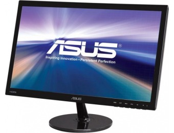 "53% off ASUS VS Series VS228H-P 21.5"" LED Monitor"