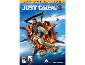 67% off Just Cause 3 Online Game Code