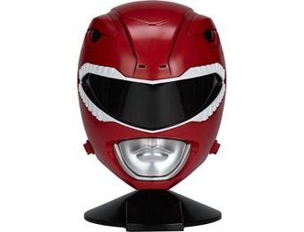 $71 off Power Rangers Mighty Morphin Legacy Ranger Helmet