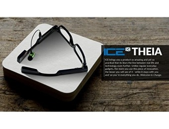 75% off ICE Theia Video Camera Glasses with Drive Safe Assist