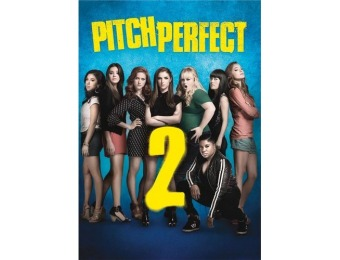 65% off Pitch Perfect 2 (DVD)