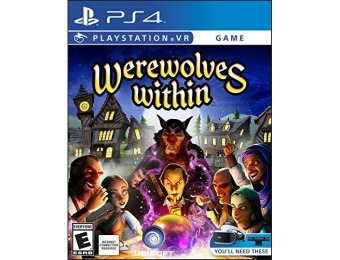 54% off Werewolves Within - PlayStation 4 / VR