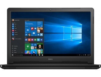 "$100 off Dell Inspiron 15.6"" Touch-Screen Laptop"