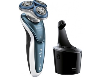 $70 off Philips Norelco 7300 Clean & Charge Wet/Dry Electric Shaver