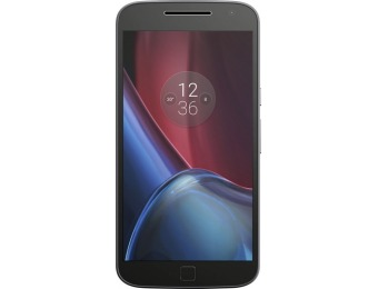 $90 off Motorola Moto G Plus (4th Gen) 4G LTE (Unlocked)
