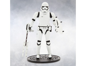 63% off Riot Gear Stormtrooper Elite Series Die Cast Action Figure