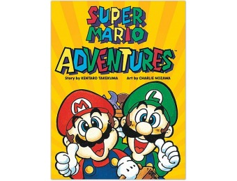 53% off Super Mario Adventures Graphic Novel