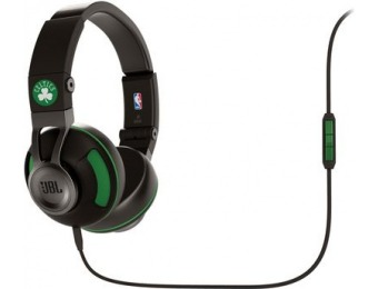58% off JBL Synchros S300 NBA Edition Celtics (Recertified)