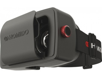 50% off Homido V1 Virtual Reality Headset