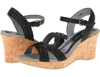 70% off David Tate Bailey Women's (Black) Wedge Shoes