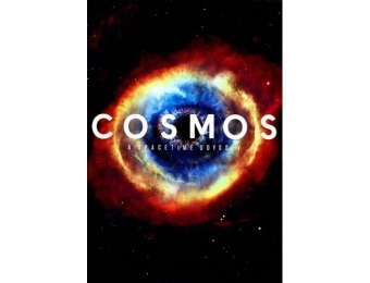 68% off Cosmos: A Spacetime Odyssey 4 Discs DVD