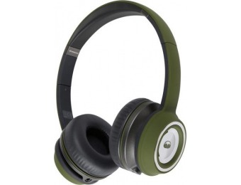 75% off Monster Ncredible NTune On-Ear Headphones